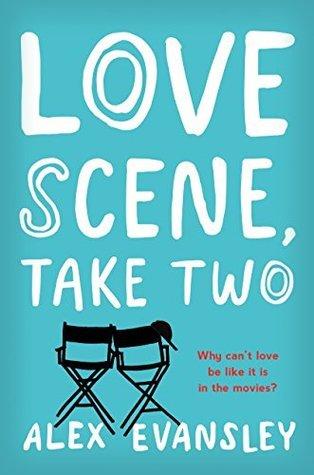 Love Scene, Take Two book cover