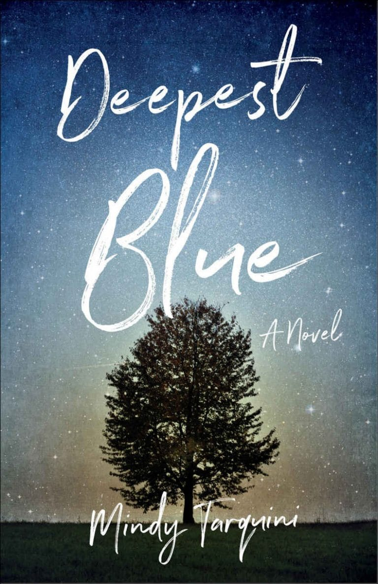 Deepest Blue book cover