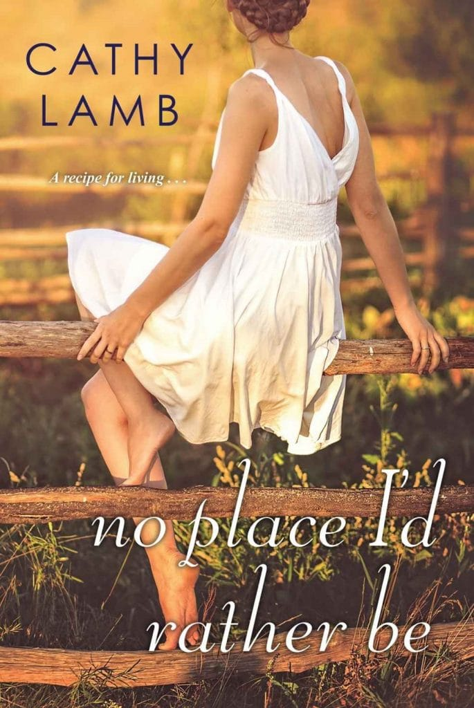 No Place I'd Rather Be book cover