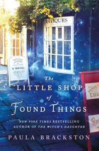 The Little Shop of Found Things book cover