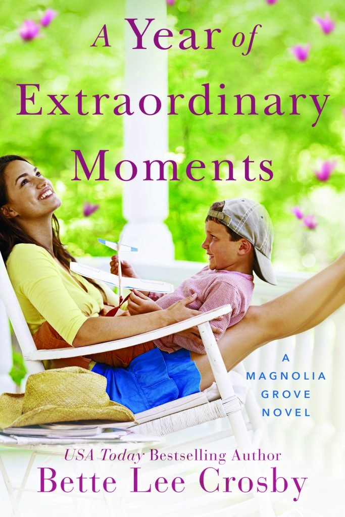 A Year of Extraordinary Moments book cover