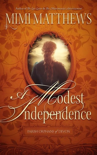 A Modest Independence book cover