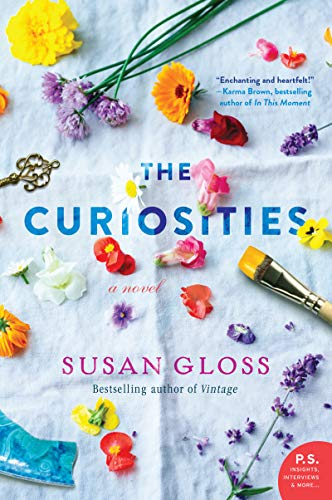 The Curiosities book cover