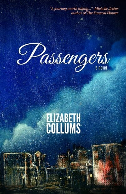 Passengers book cover