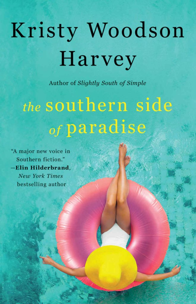 The Southern Side of Paradise book cover