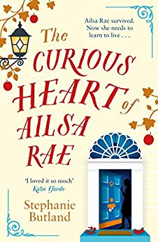 The Curious Heart of Ailsa Rae book cover