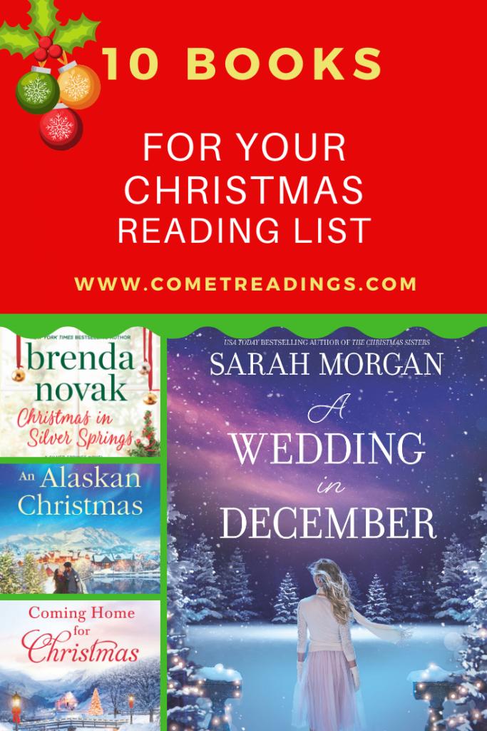 10 BOOKS FOR YOUR CHRISTMAS RL 1
