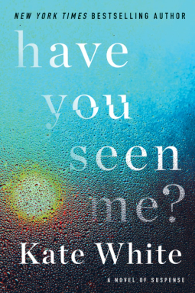 Have you seen me- book cover