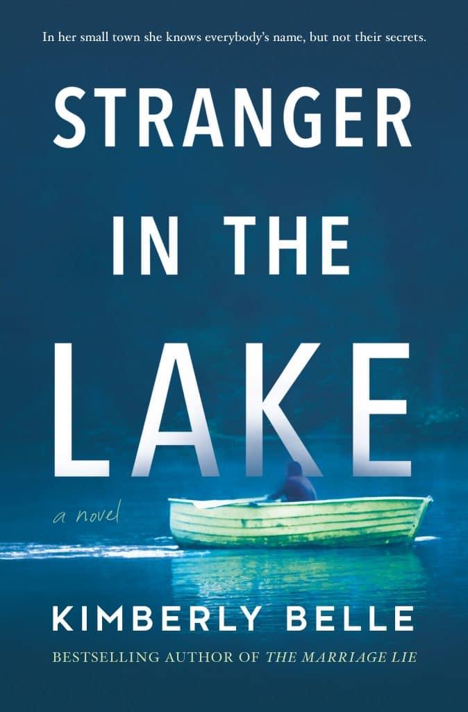 Stranger in the Lake book cover
