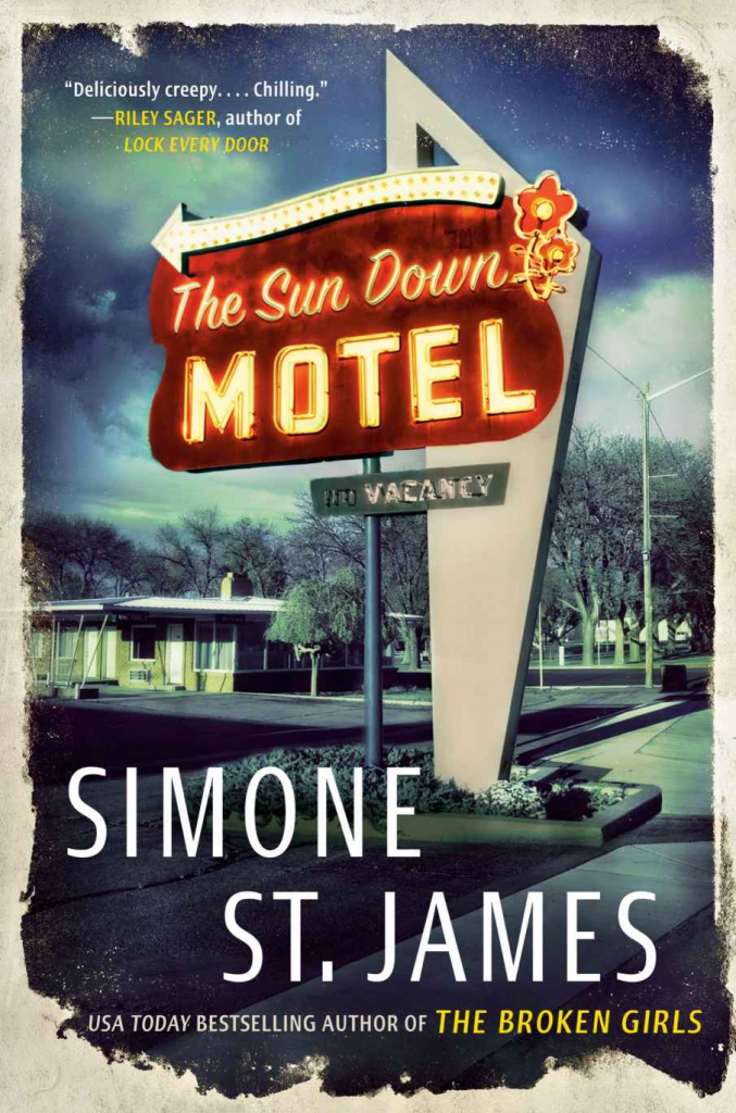 Sun Down Motel book cover