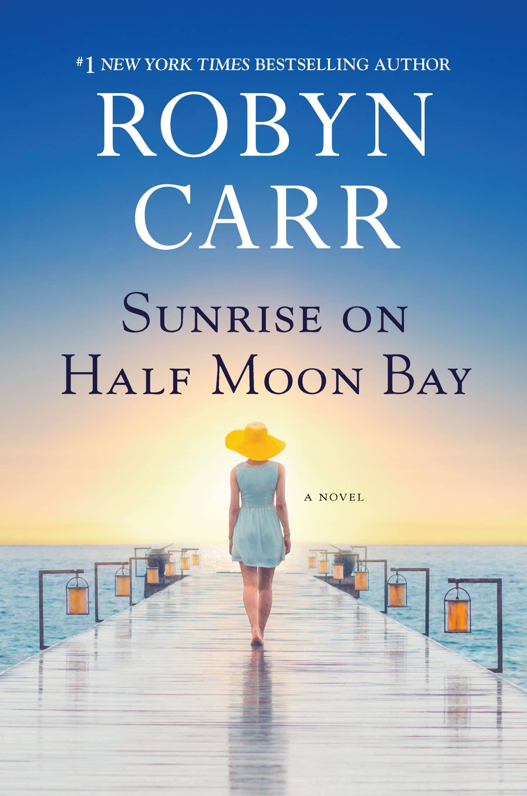 Sunrise on Half Moon Bay scaled