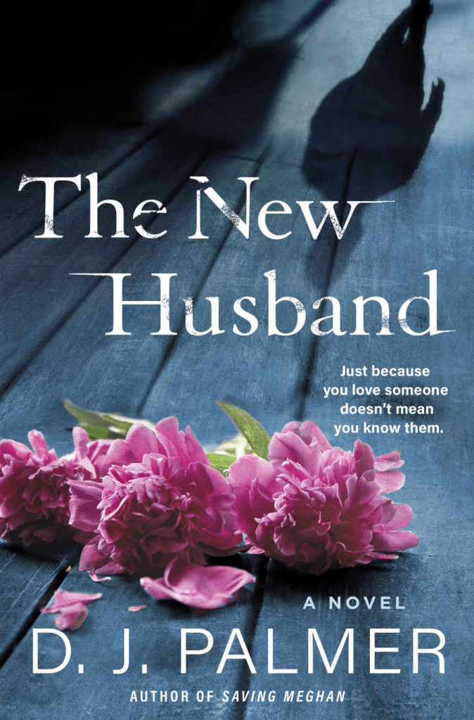 The New Husband book cover