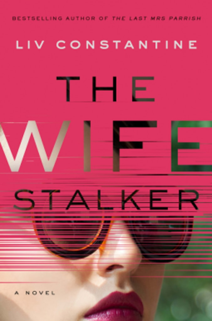 The Wife Stalker book cover