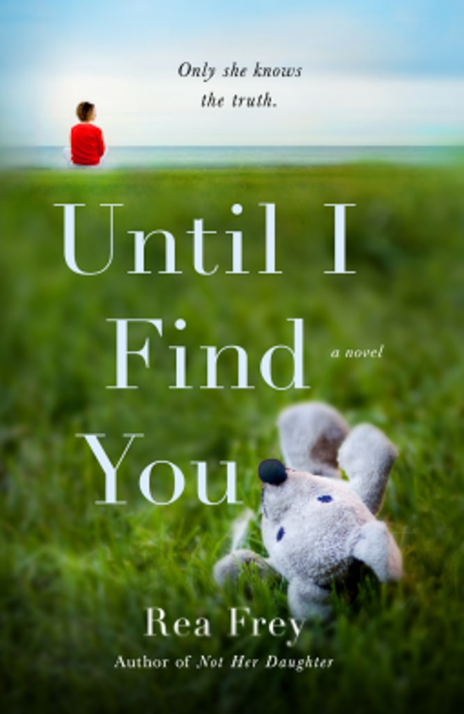 Until I Find You book cover
