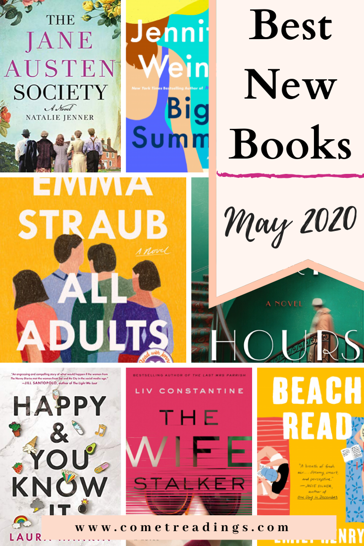 New Books - May 2020