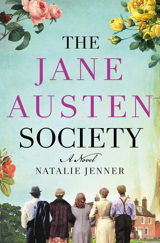 The Jane Austen Society book cover