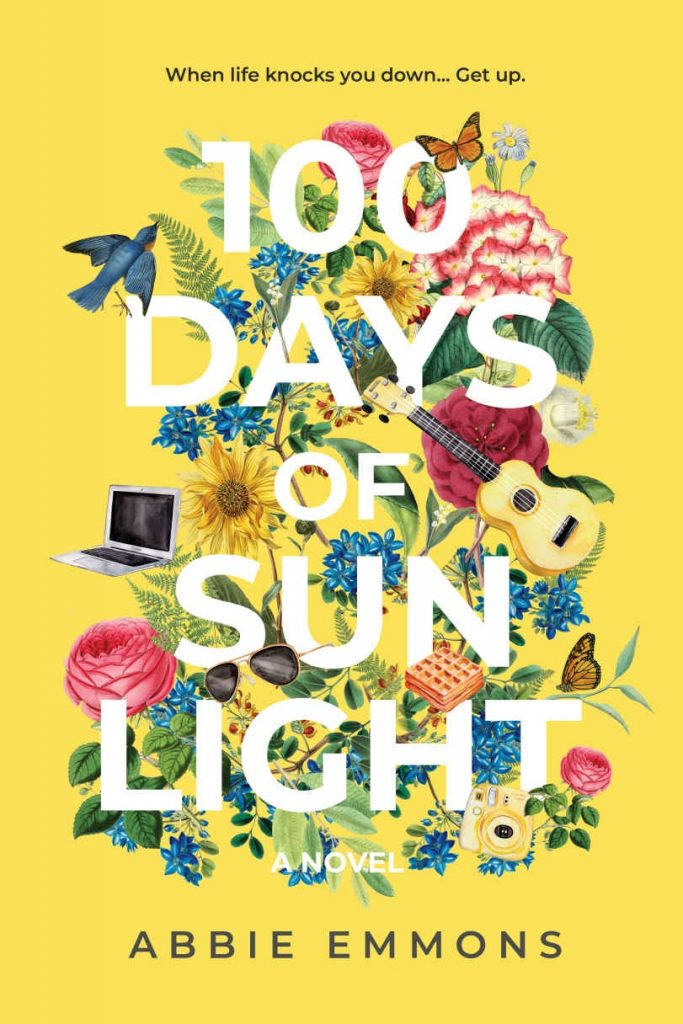 100 Days of Sunlight book cover