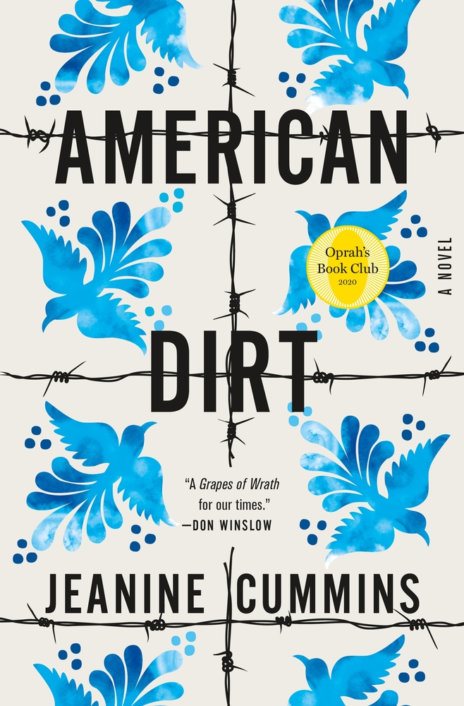 American Dirt book cover