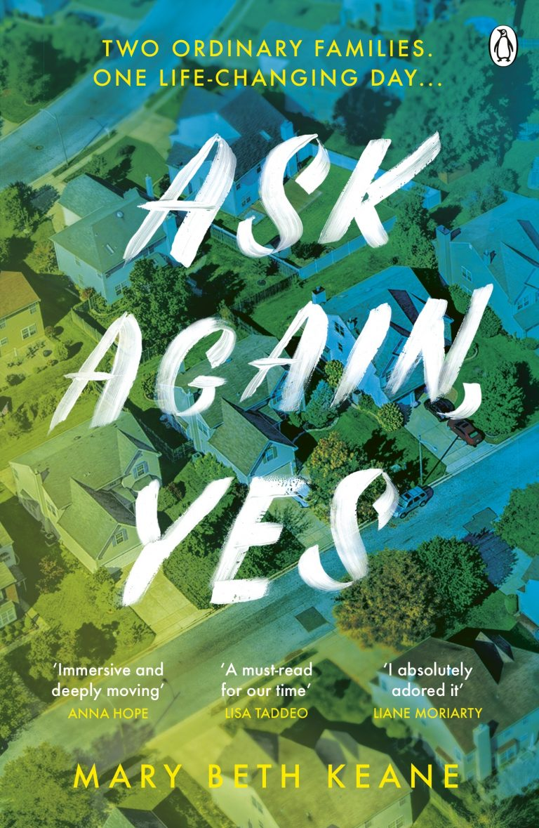Ask Again Yes book cover