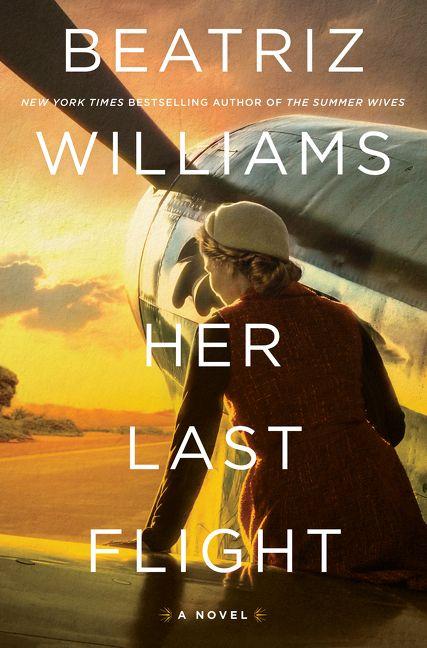 Her Last Flight book cover