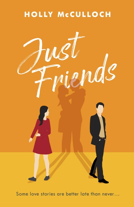 Just Friends book cover