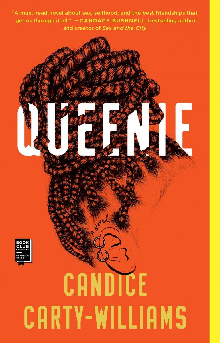Queenie book cover