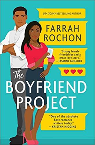The Boyfriend Project book cover