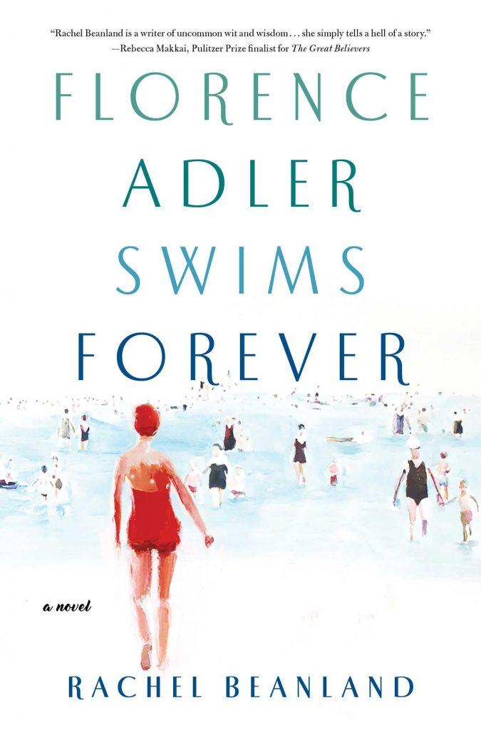 florence adler swims forever 9781982132460 hr