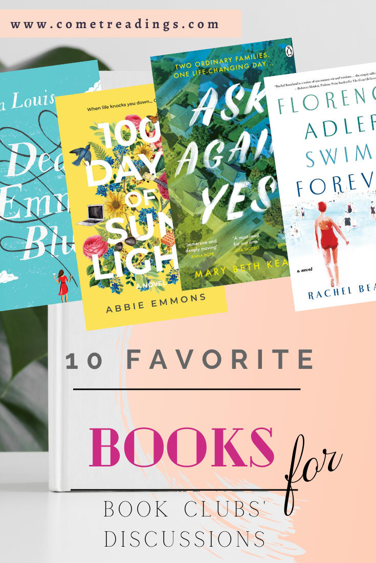 10 discussion worthy books