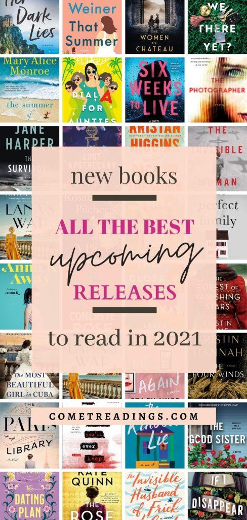 New Upcoming Books