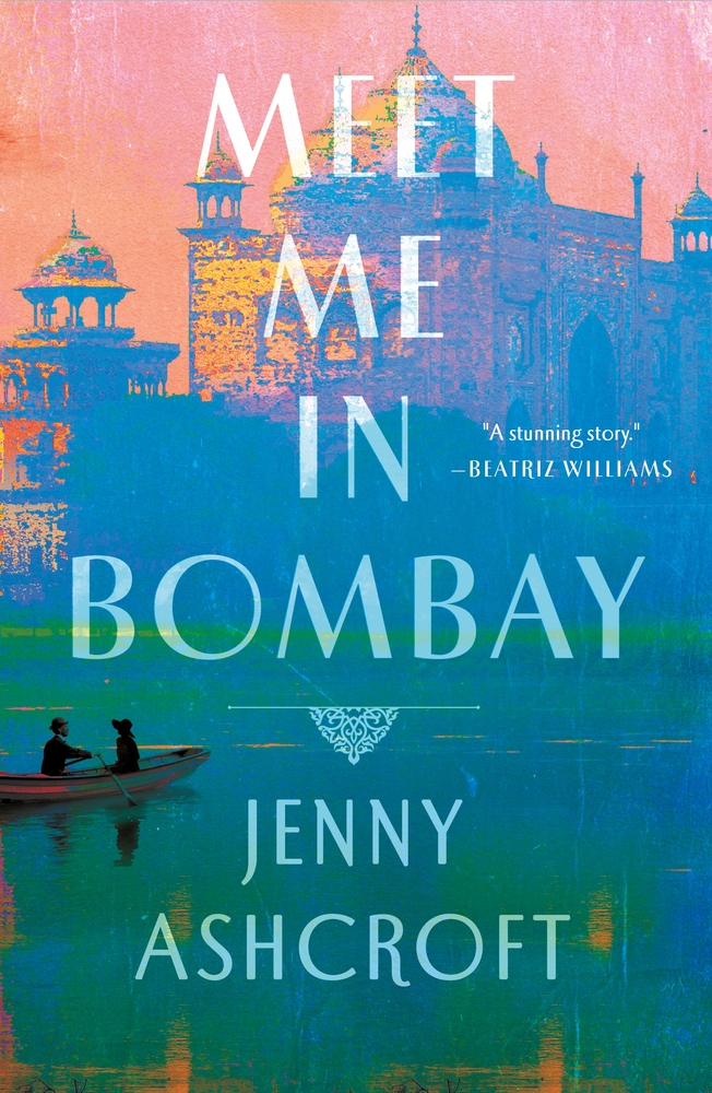 Meet Me in Bombay book cover