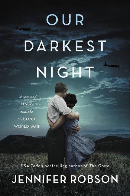 Our Darkest Night book cover