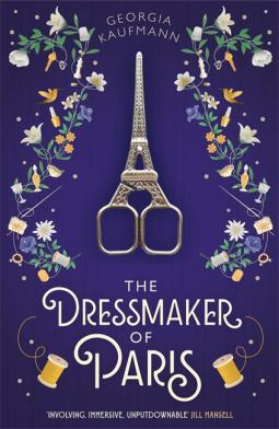 The Dressmaker of Paris book cover