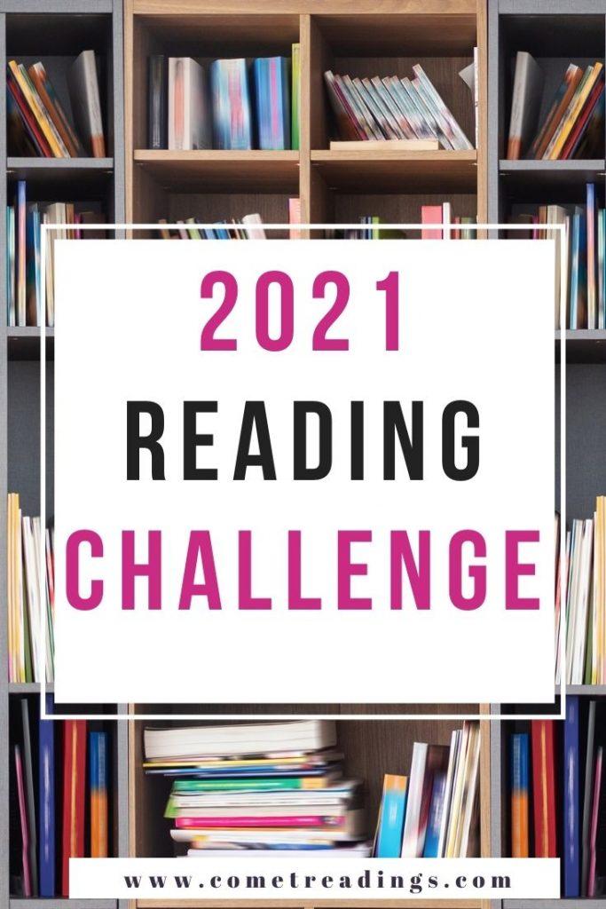 Comet Readings 2021 Challenge