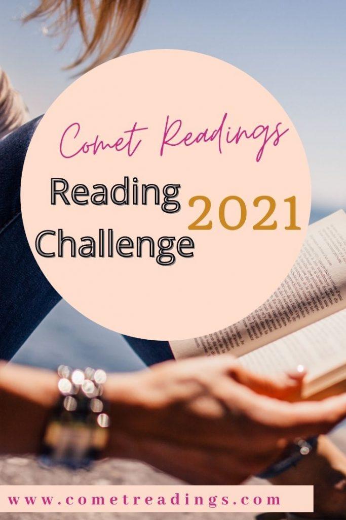 2021 READING CHALLENGE Comet Readings