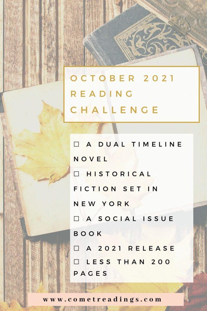 October 2021 Reading Challenge