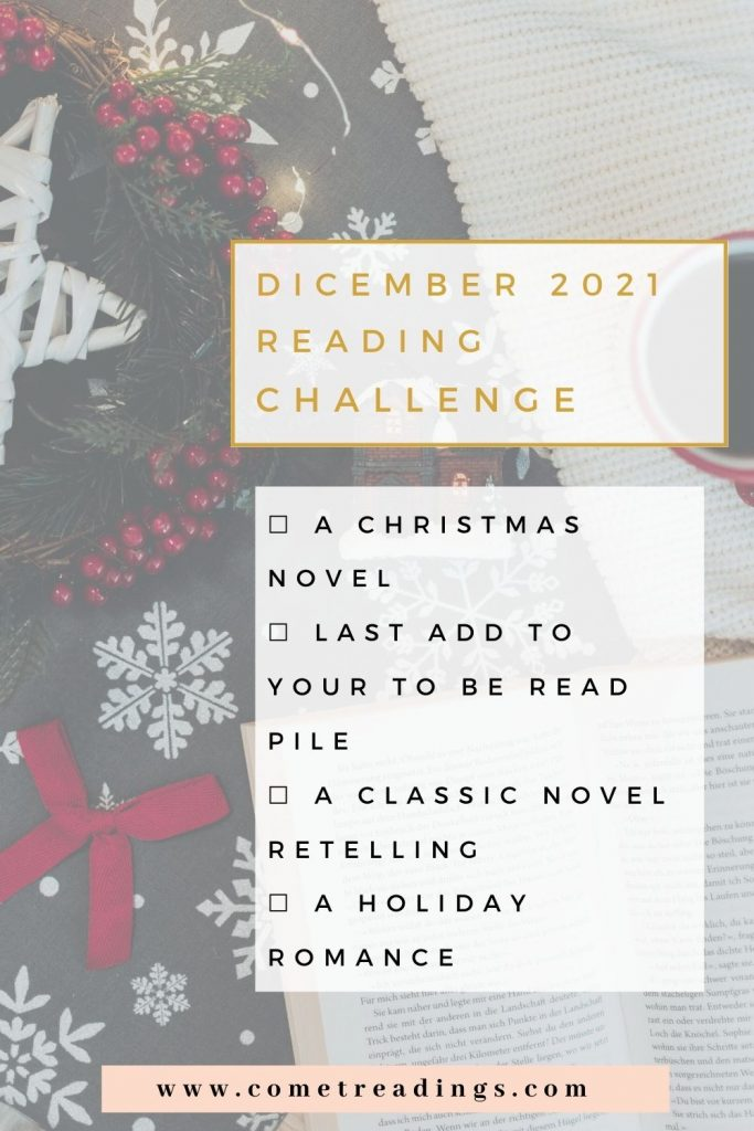 December 2021 Reading Challenge
