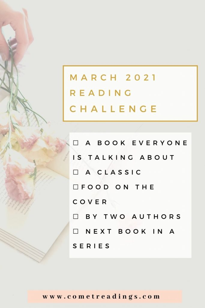 March 2021 Reading Challenge