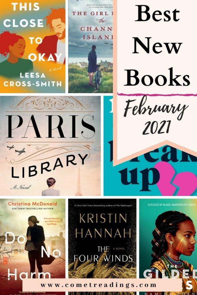 Best New Books - February 2021