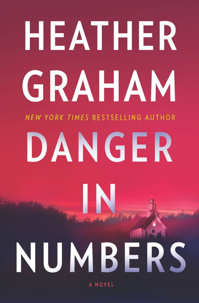 Danger in Numbers book cover