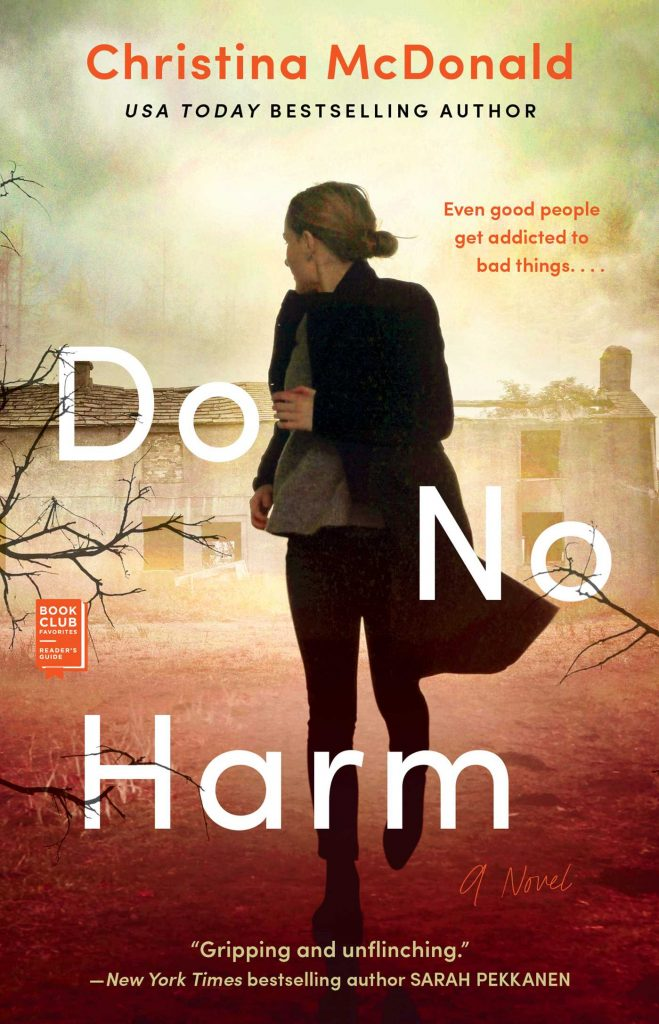 Do No Harm book cover