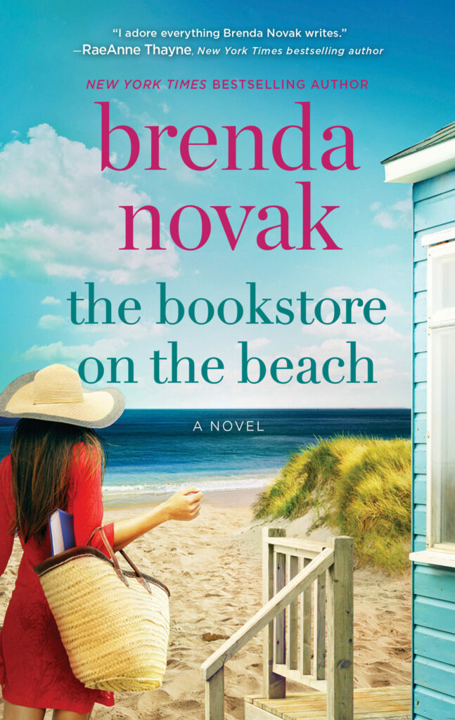 The-Bookstore-on-the-Beach book cover