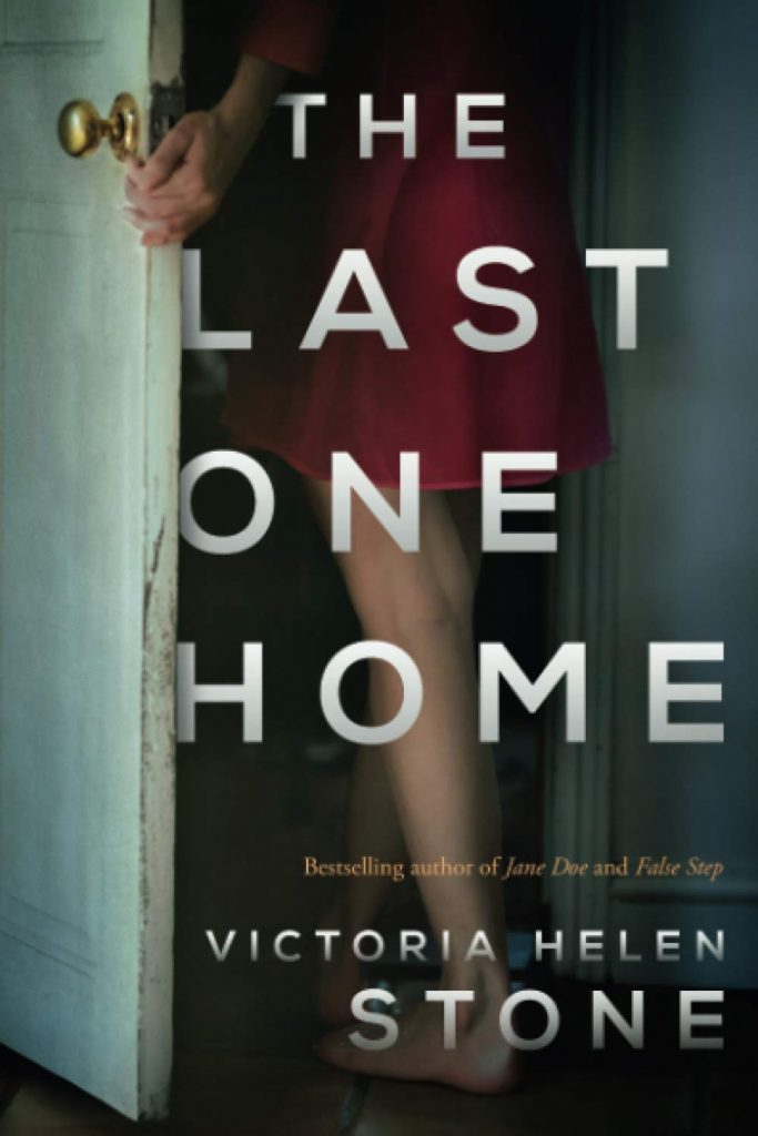 The Last One Home book cover