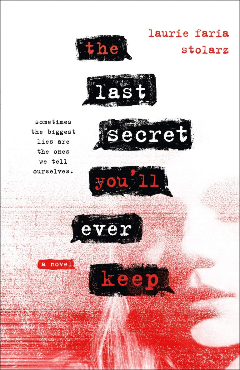 The Last Secret You'll Ever Keep book cover