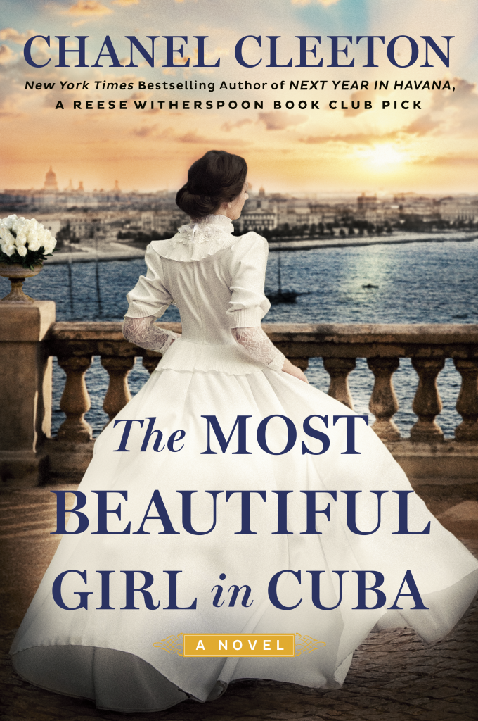 The Most Beautiful Girl in Cuba book cover