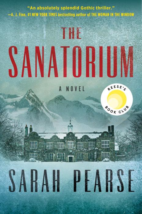 The Sanatorium book cover