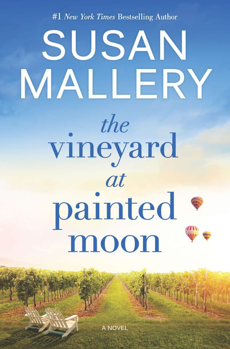 The Vineyard at Painted Moon cover