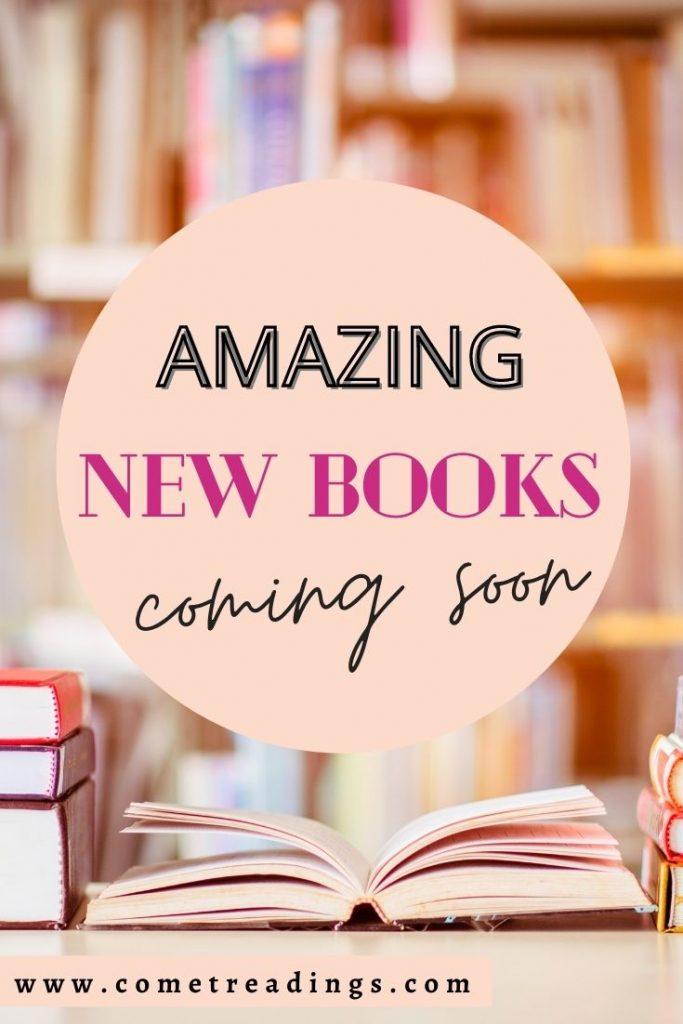 Amazing New Books