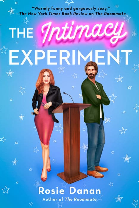 The Intimacy Experiment BOOK COVER