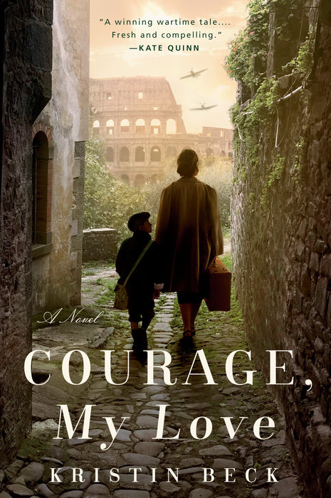 Courage My Love book cover